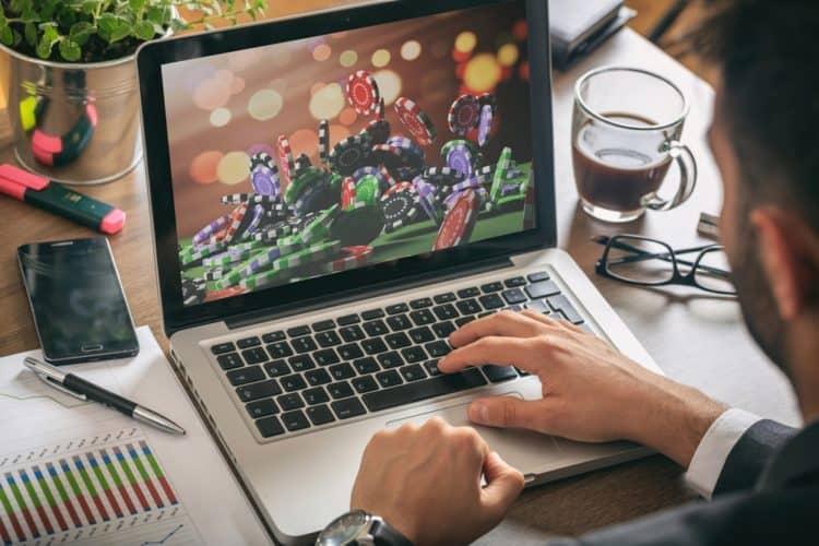 Online Gambling Rises